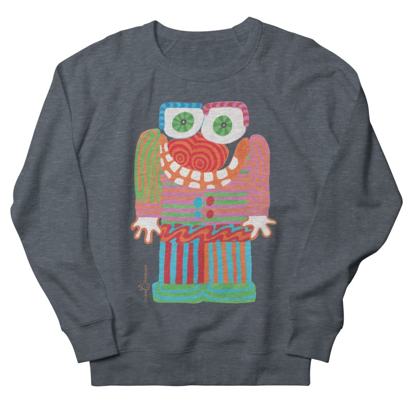 Goofy Smile Women's French Terry Sweatshirt by Good Morning Smile
