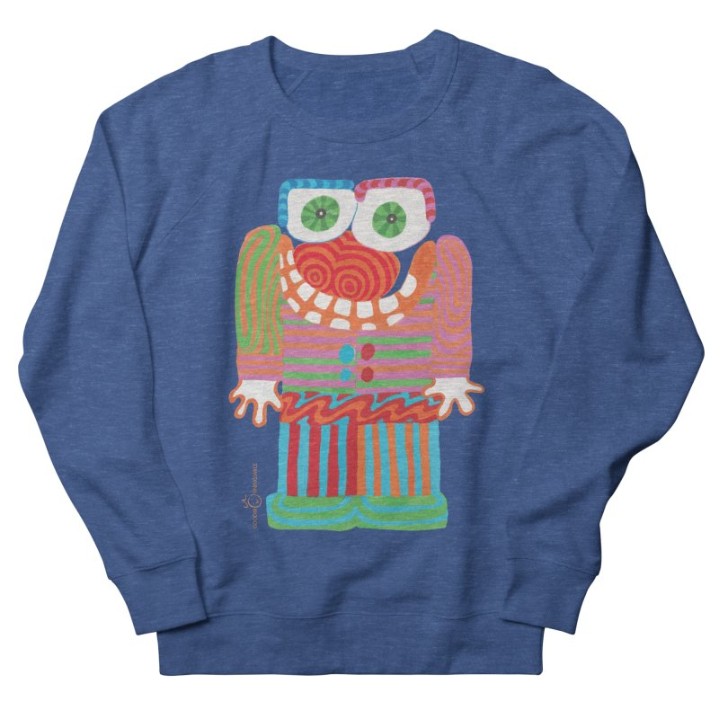 Goofy Smile Men's Sweatshirt by Good Morning Smile