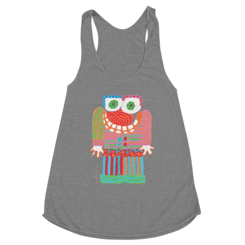 Goofy Smile Women's Tank by Good Morning Smile
