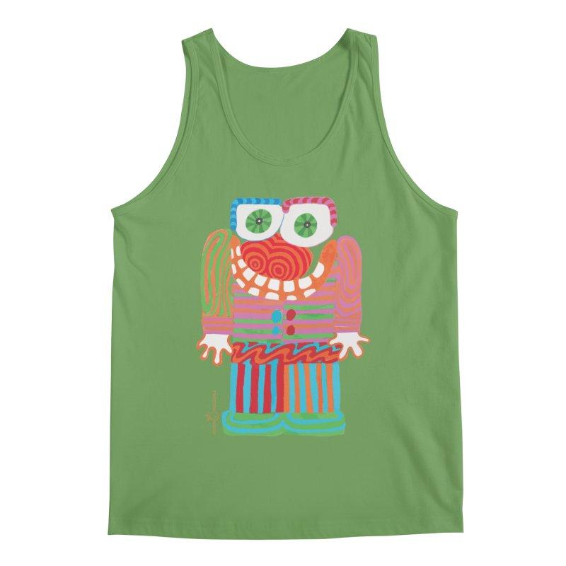Goofy Smile Men's Tank by Good Morning Smile