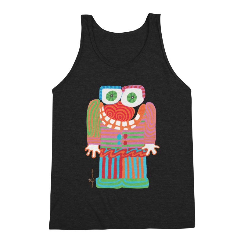 Goofy Smile Men's Tank by Good Morning Smile