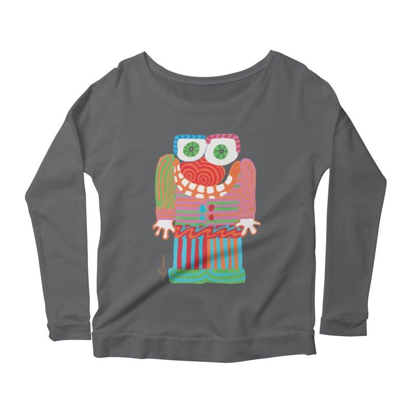 Goofy Smile Women's Longsleeve T-Shirt by Good Morning Smile