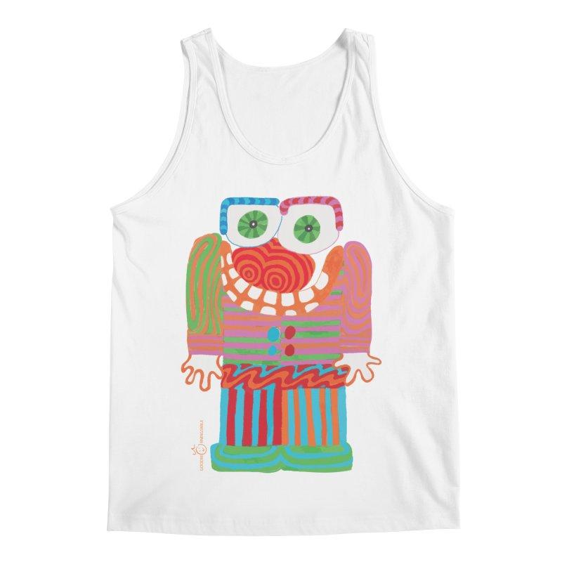 Goofy Smile Men's Regular Tank by Good Morning Smile