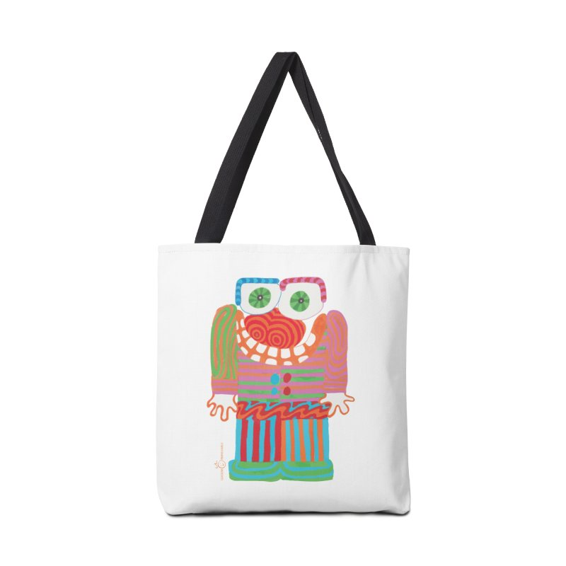 Goofy Smile Accessories Bag by Good Morning Smile