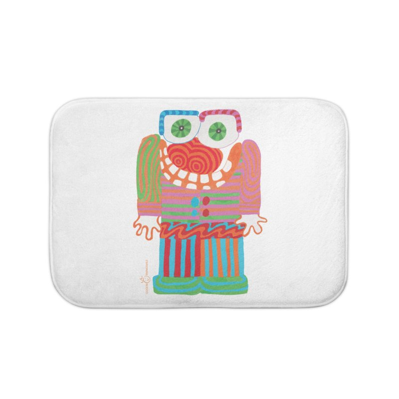 Goofy Smile Home Bath Mat by Good Morning Smile