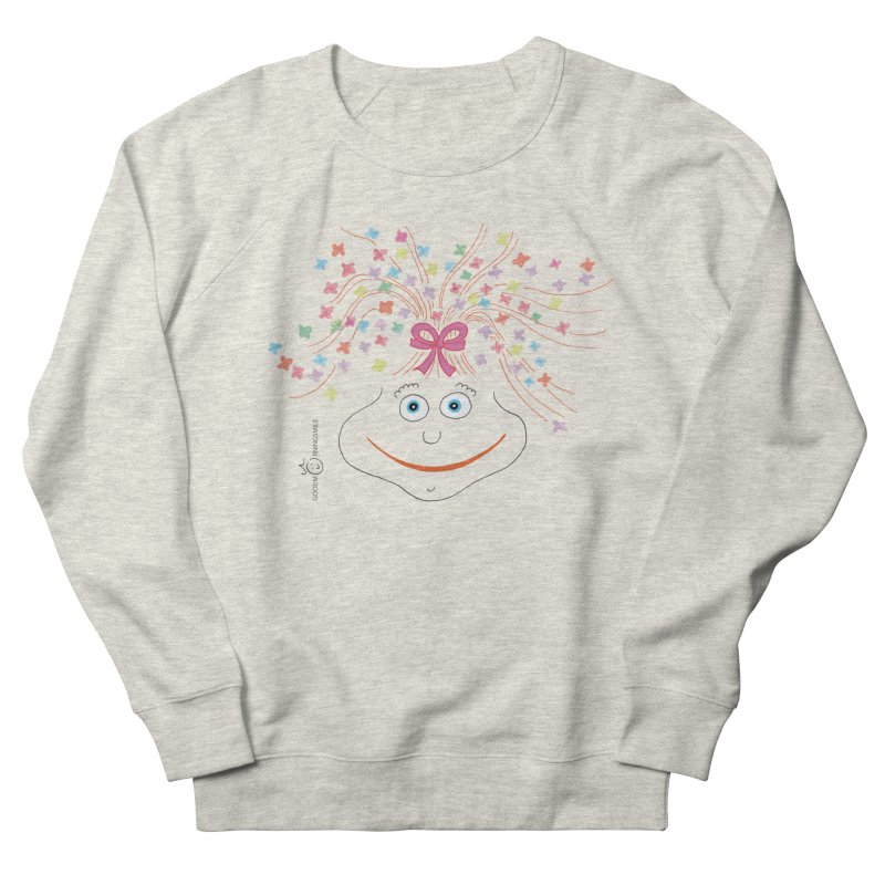 Happy Birthday Smile Women's Sweatshirt by Good Morning Smile