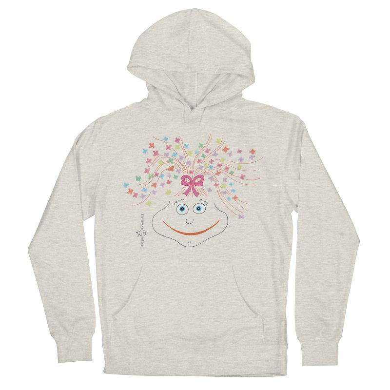 Happy Birthday Smile Men's French Terry Pullover Hoody by Good Morning Smile