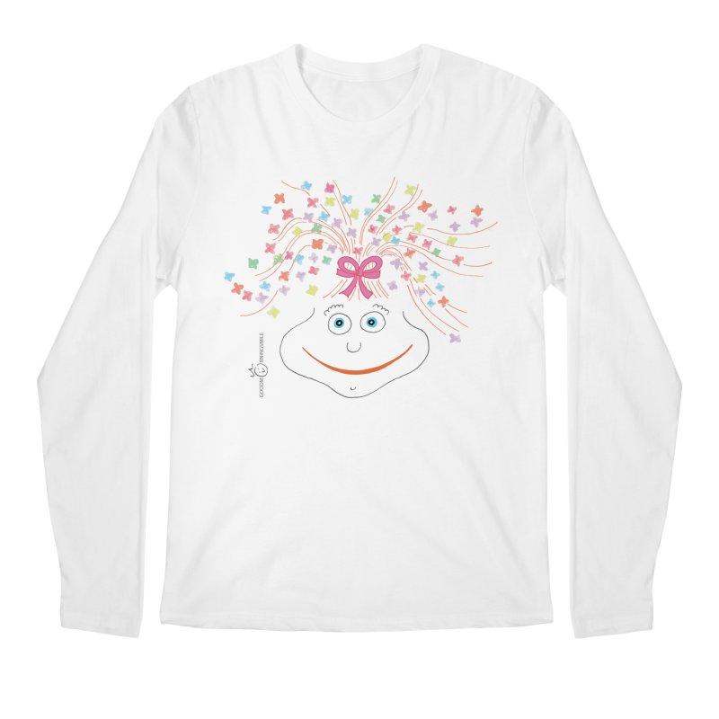 Happy Birthday Smile Men's Regular Longsleeve T-Shirt by Good Morning Smile
