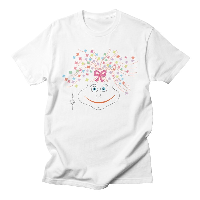 Happy Birthday Smile Men's Regular T-Shirt by Good Morning Smile