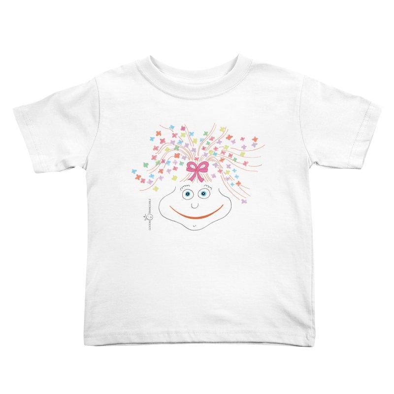 Happy Birthday Smile Kids Toddler T-Shirt by Good Morning Smile