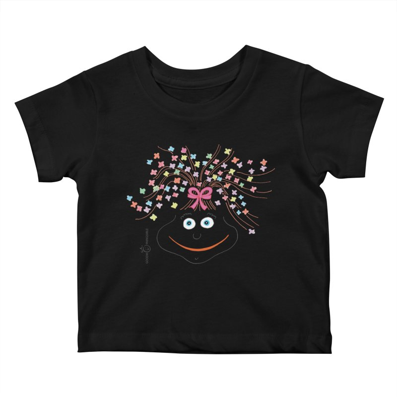 Happy Birthday Smile Kids Baby T-Shirt by Good Morning Smile