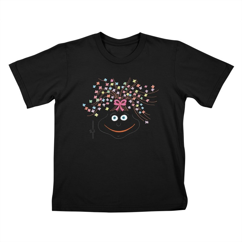 Happy Birthday Smile Kids T-Shirt by Good Morning Smile