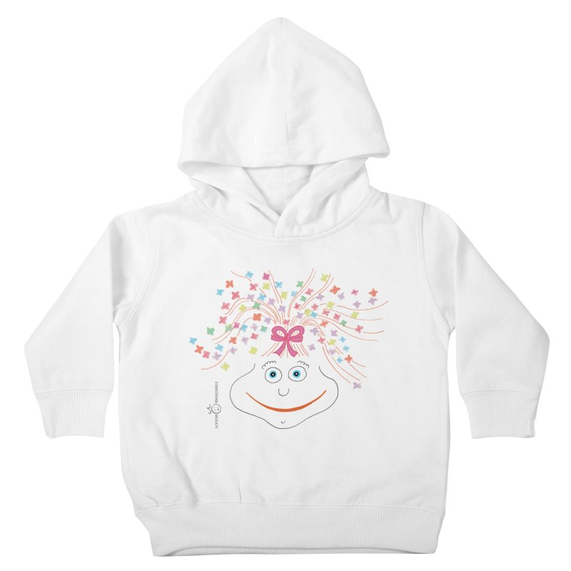Happy Birthday Smile Kids Toddler Pullover Hoody by Good Morning Smile
