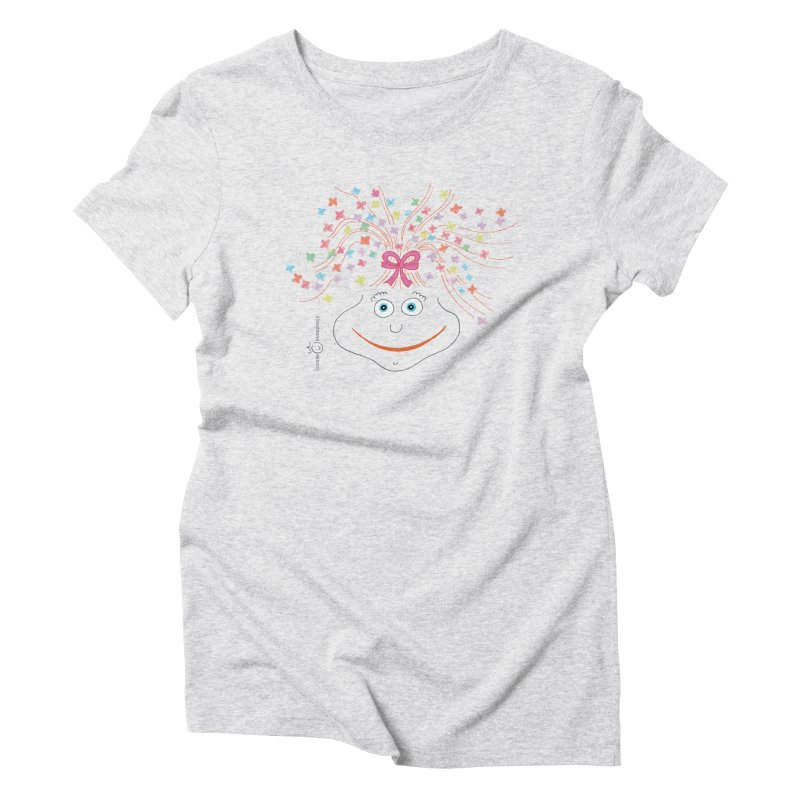 Happy Birthday Smile Women's T-Shirt by Good Morning Smile
