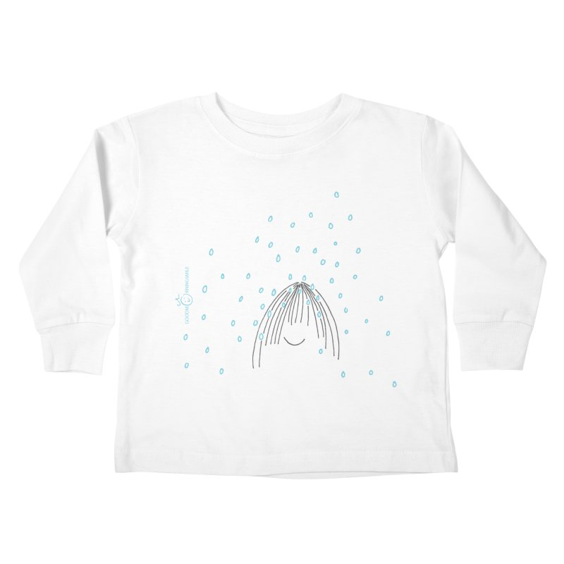 Rainy smile Kids Toddler Longsleeve T-Shirt by Good Morning Smile