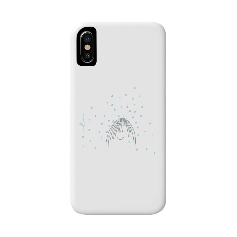 Rainy smile Accessories Phone Case by Good Morning Smile