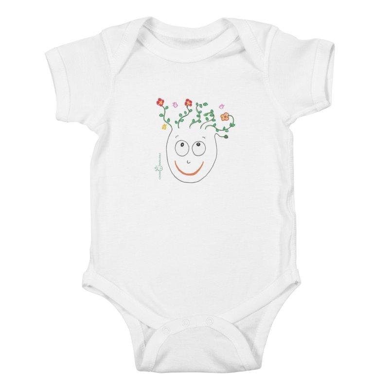 ThinkingGreen Smile Kids Baby Bodysuit by Good Morning Smile