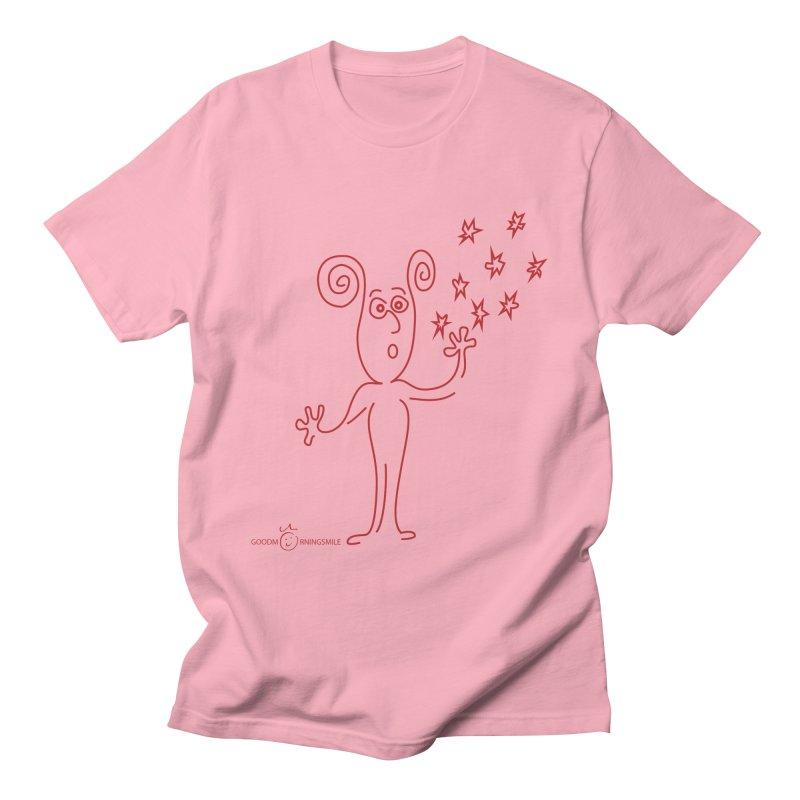Wondering Women's T-Shirt by Good Morning Smile