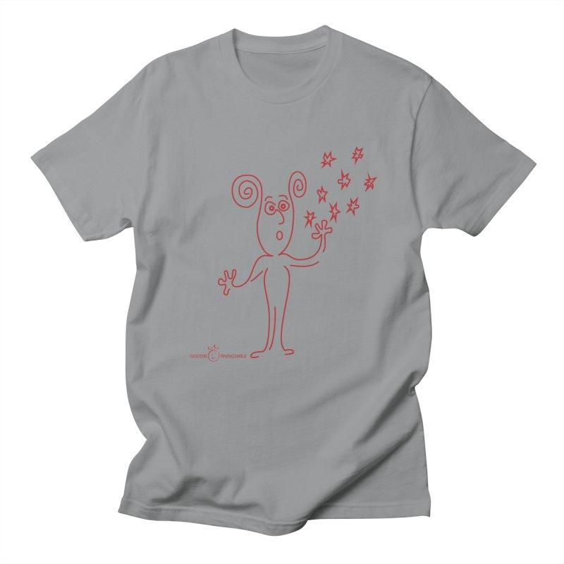 Wondering Women's Regular Unisex T-Shirt by Good Morning Smile