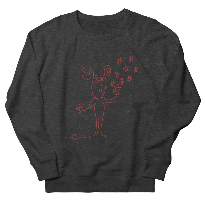 Wondering Women's Sweatshirt by Good Morning Smile