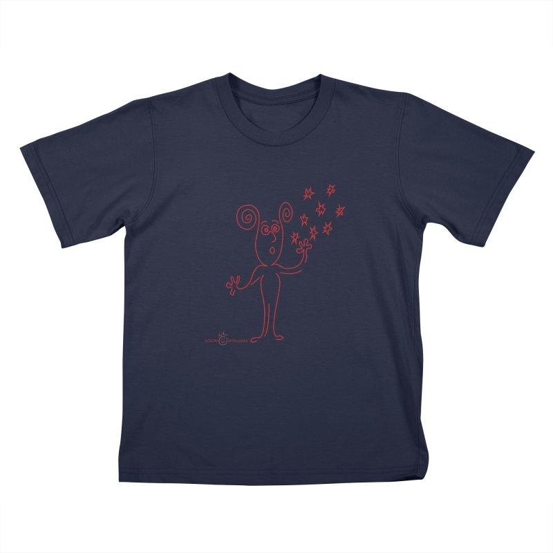 Wondering Kids T-Shirt by Good Morning Smile