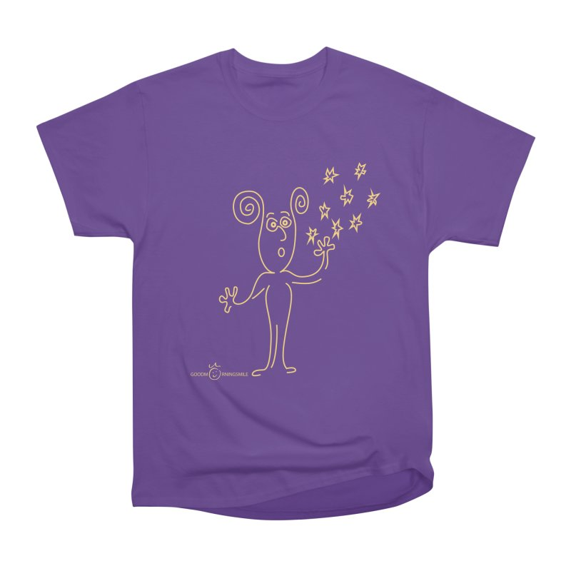 Wondering b Women's Heavyweight Unisex T-Shirt by Good Morning Smile