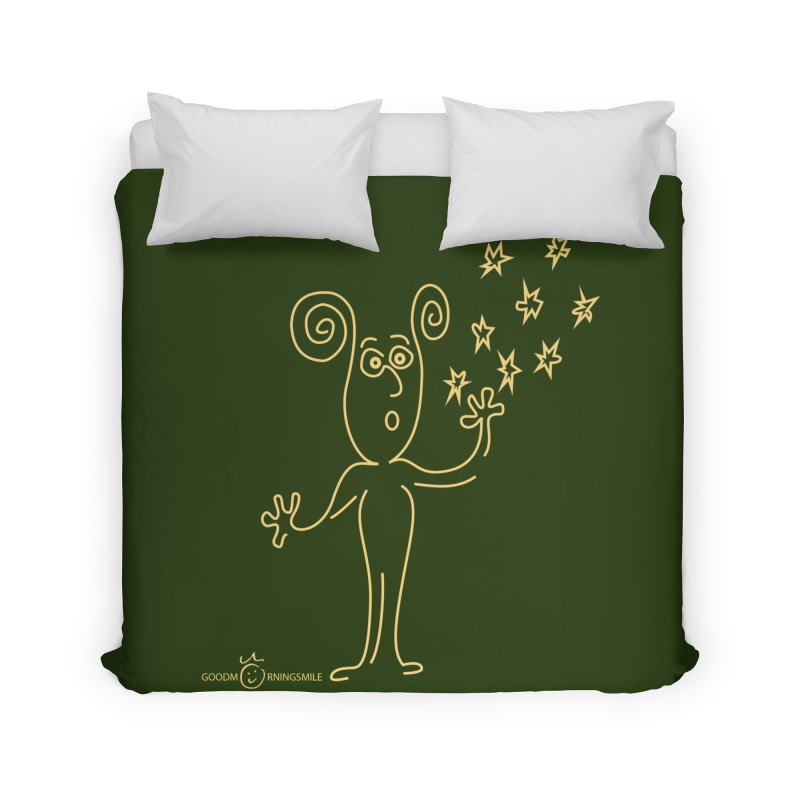 Wondering b Home Duvet by Good Morning Smile