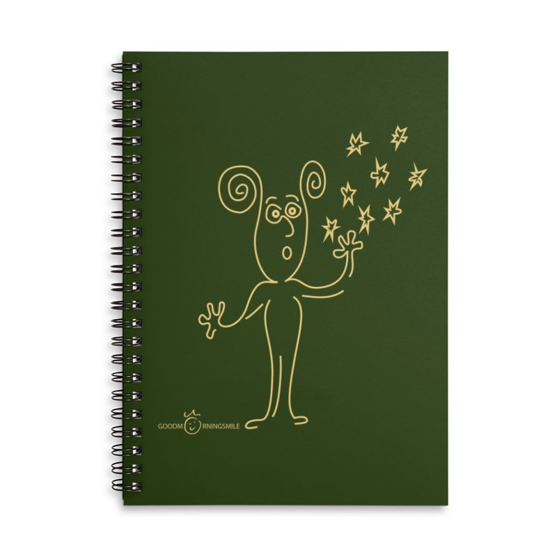 Wondering b Accessories Notebook by Good Morning Smile