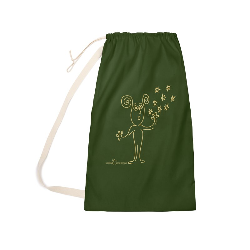 Wondering b Accessories Laundry Bag Bag by Good Morning Smile