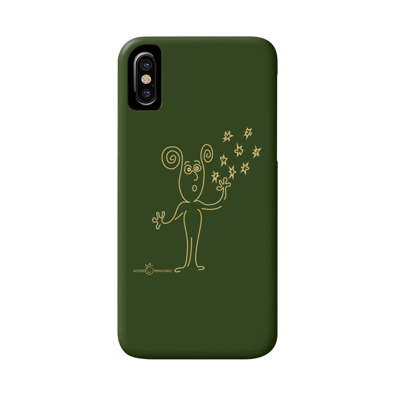 Wondering b Accessories Phone Case by Good Morning Smile