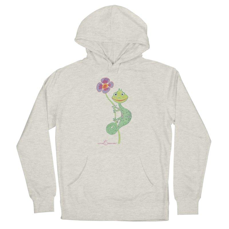 Chameleon Smile Women's Pullover Hoody by Good Morning Smile