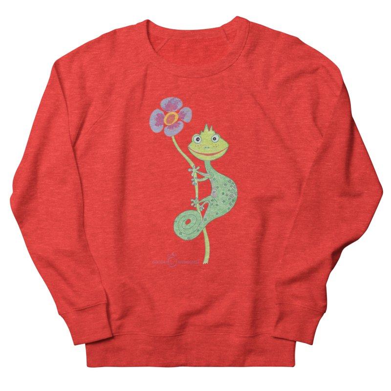 Chameleon Smile Women's Sweatshirt by Good Morning Smile