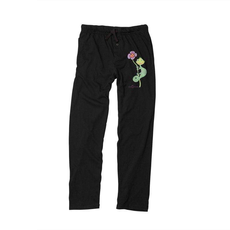 Chameleon Smile Women's Lounge Pants by Good Morning Smile