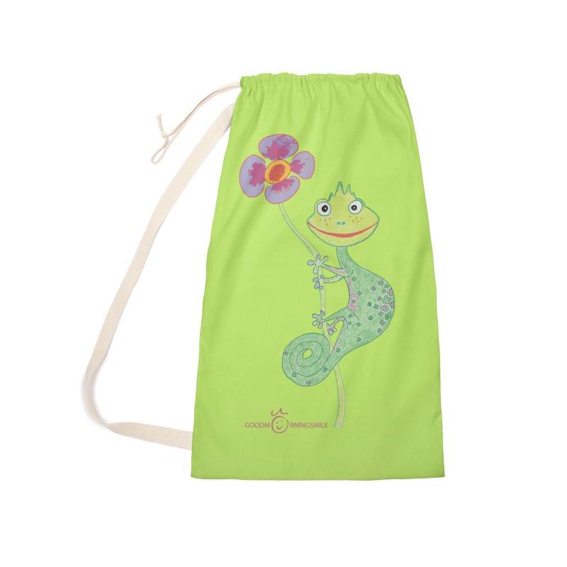 Chameleon Smile Accessories Bag by Good Morning Smile