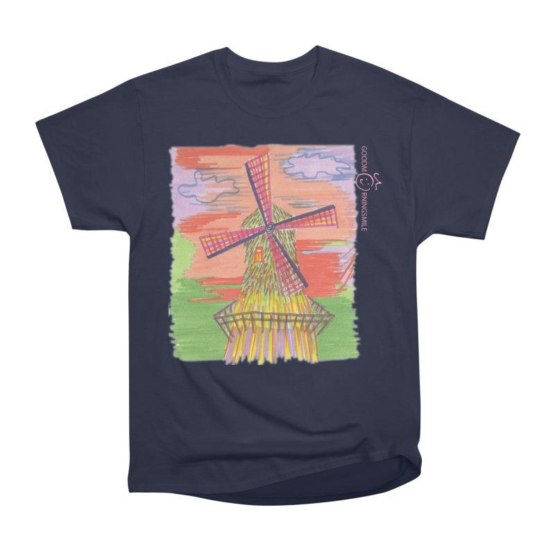 Amsterdam Men's T-Shirt by Good Morning Smile