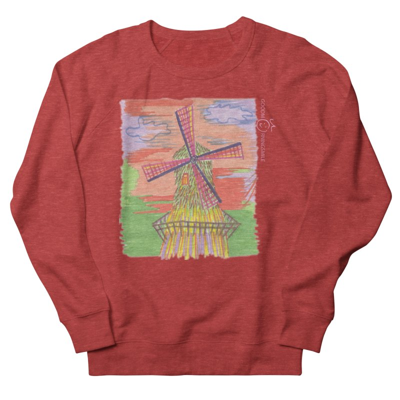 Amsterdam Women's Sweatshirt by Good Morning Smile