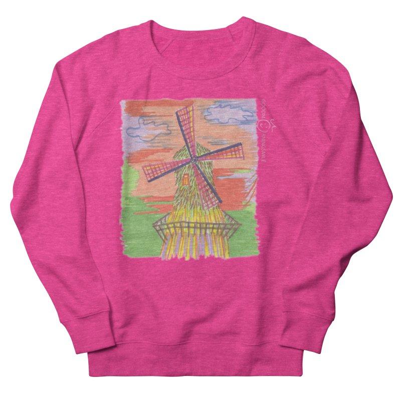 Amsterdam Women's Sweatshirt by Good Morning Smile