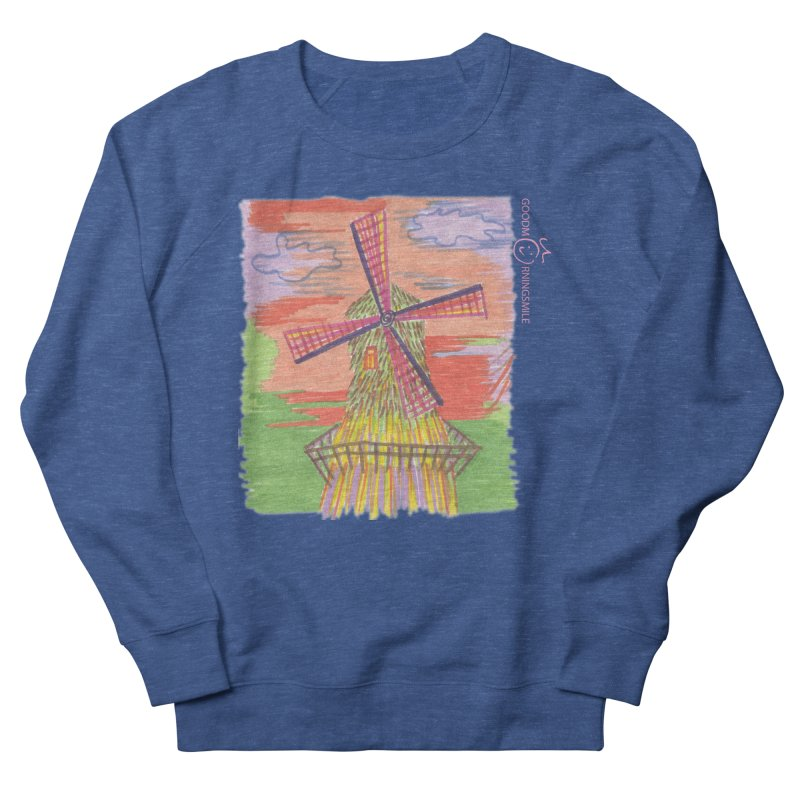 Amsterdam Men's Sweatshirt by Good Morning Smile
