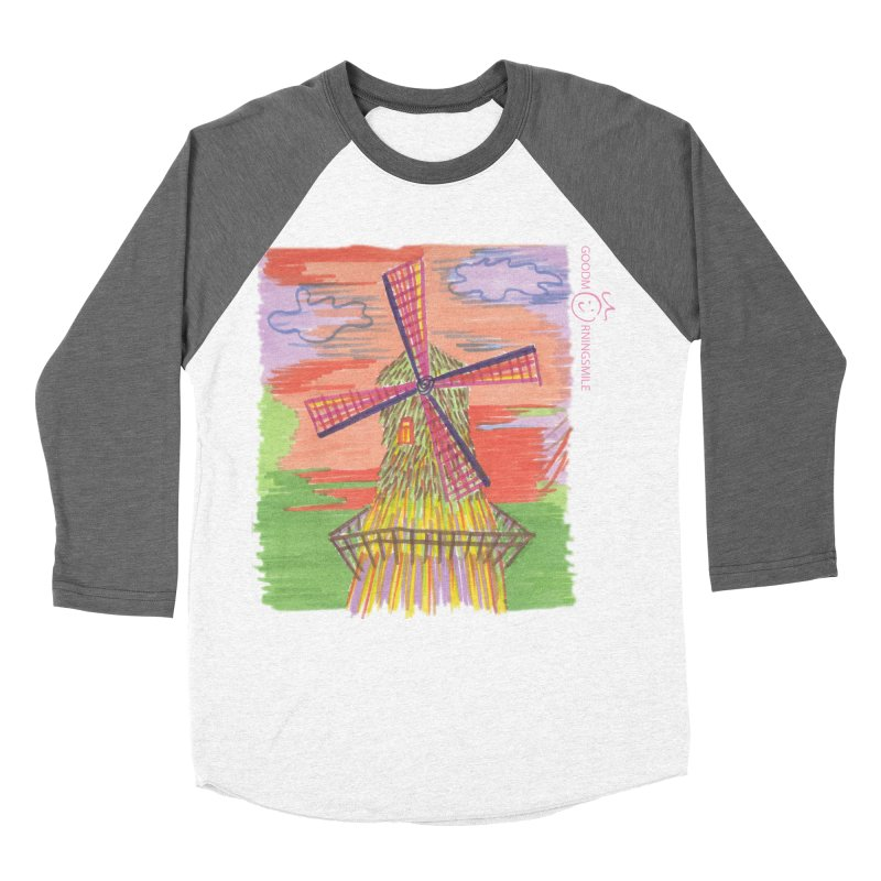 Amsterdam Women's Longsleeve T-Shirt by Good Morning Smile