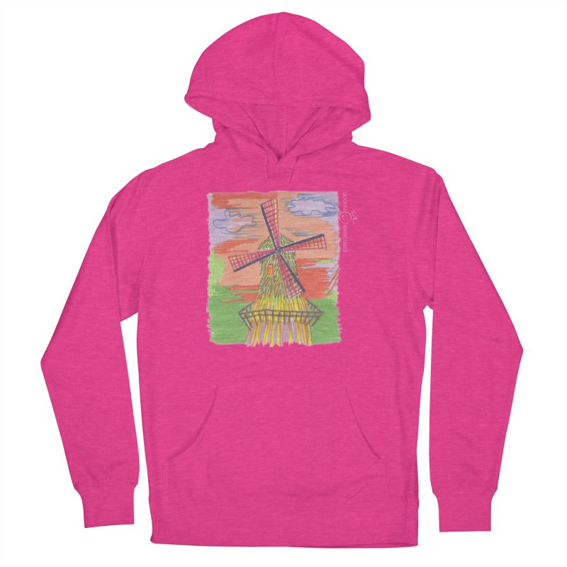 Amsterdam Men's Pullover Hoody by Good Morning Smile