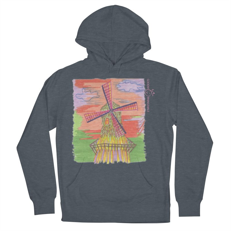 Amsterdam Women's Pullover Hoody by Good Morning Smile