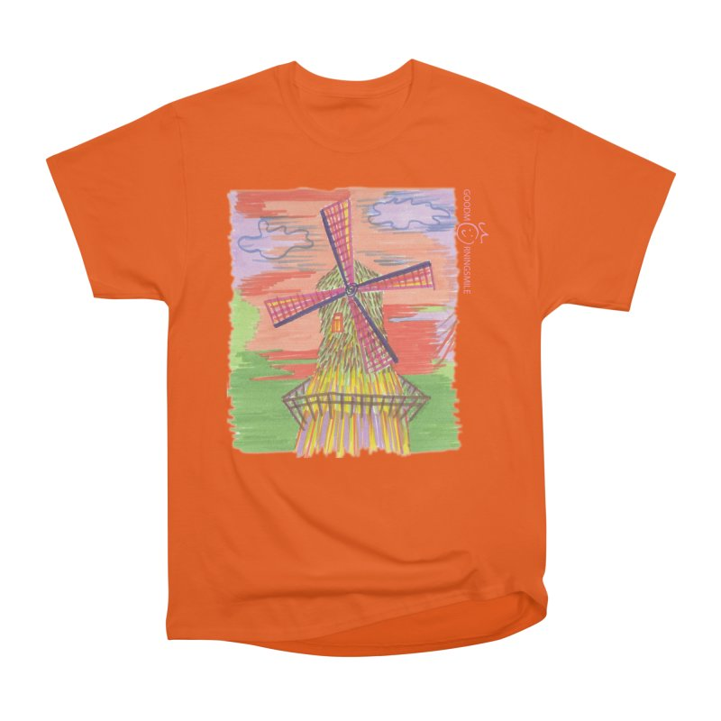 Amsterdam Men's T-Shirt by Good Morning Smile