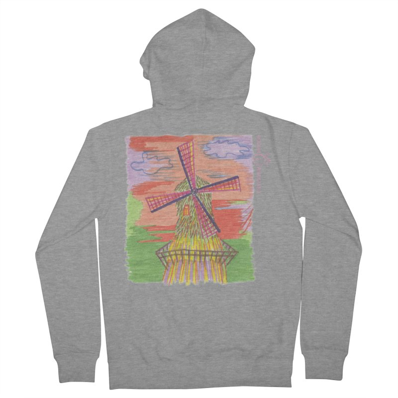Amsterdam Women's Zip-Up Hoody by Good Morning Smile