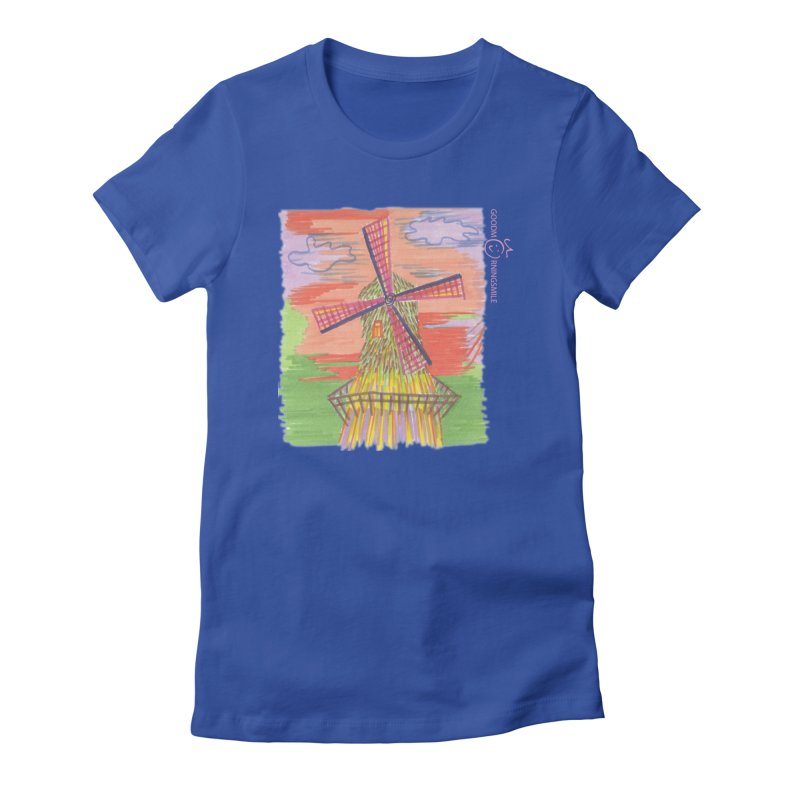 Amsterdam Women's T-Shirt by Good Morning Smile