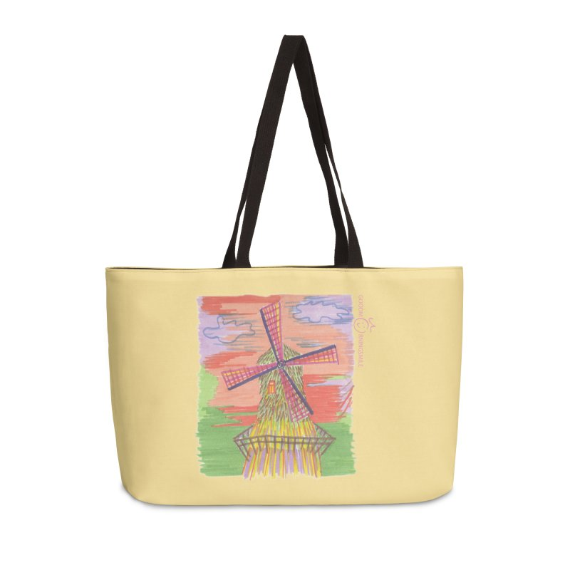 Amsterdam Accessories Bag by Good Morning Smile