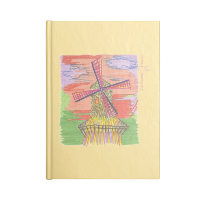 Amsterdam Accessories Notebook by Good Morning Smile