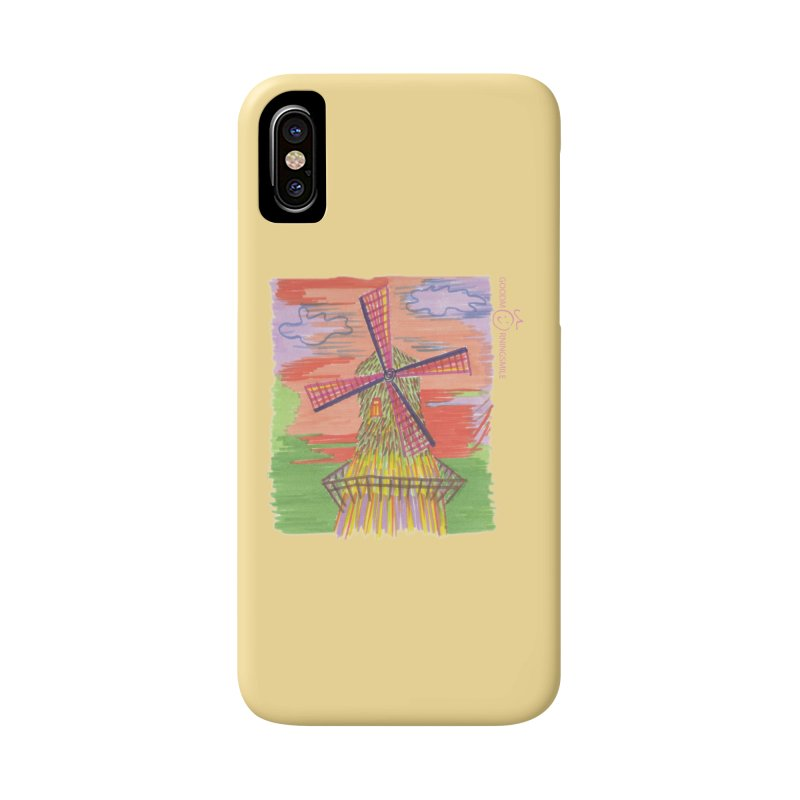 Amsterdam Accessories Phone Case by Good Morning Smile