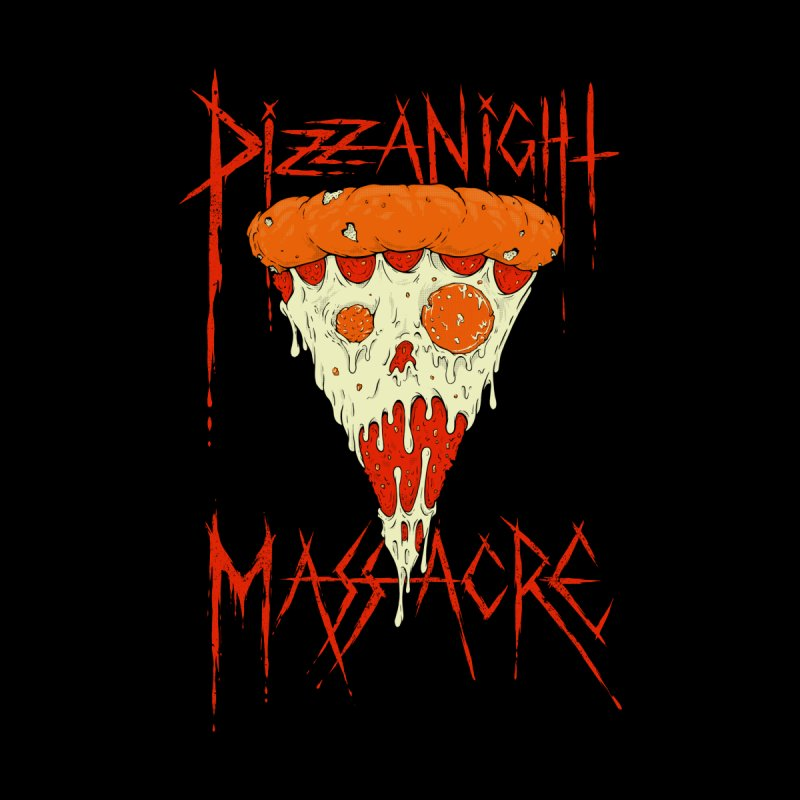 Pizza Night Massacre Accessories Sticker by Good Times for the End of Days
