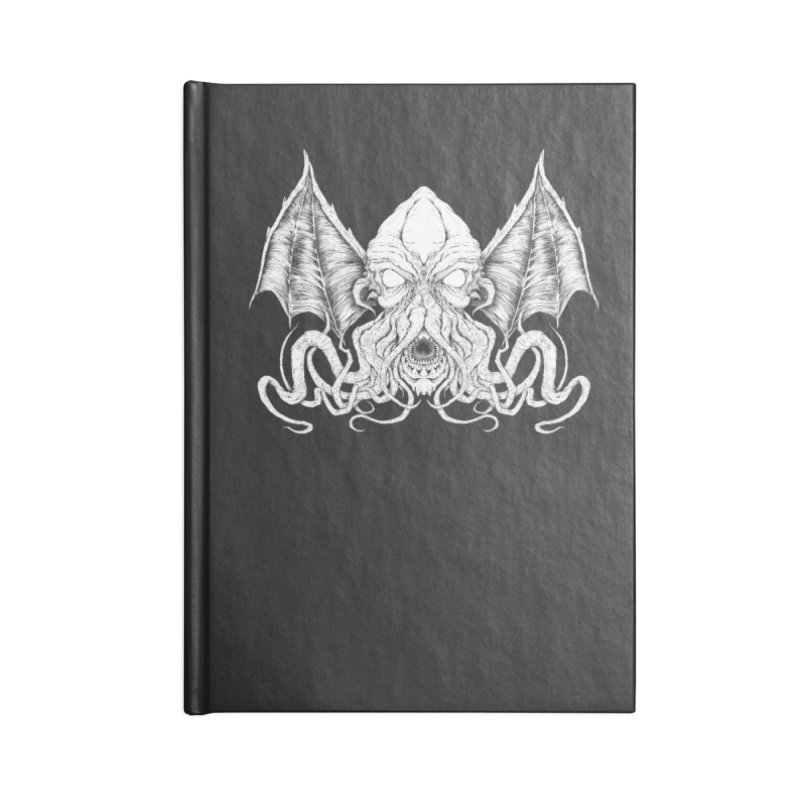 Cthulhu: The Sleeper Awakes Accessories Notebook by Good Times for the End of Days