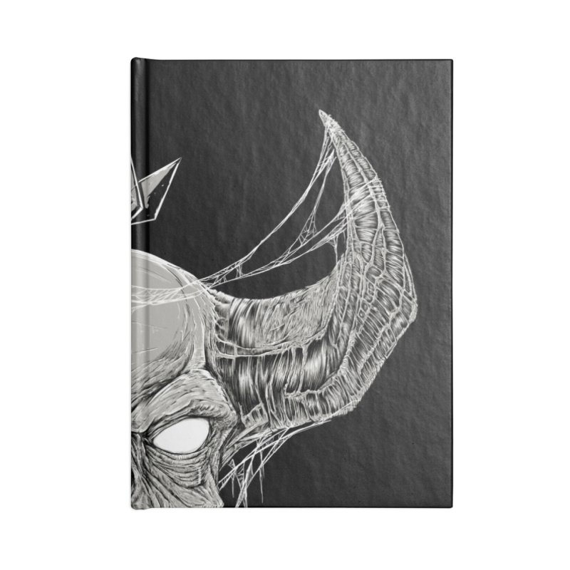 Waking the Daemon Accessories Notebook by Good Times for the End of Days
